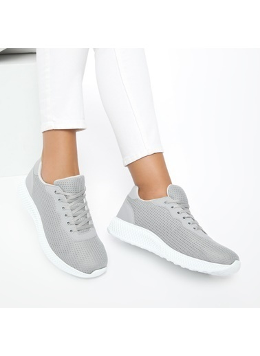 Art Sneakers Gri